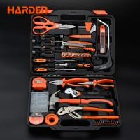 Набор инструментов слесарно-монтажный Harden 63 предмета