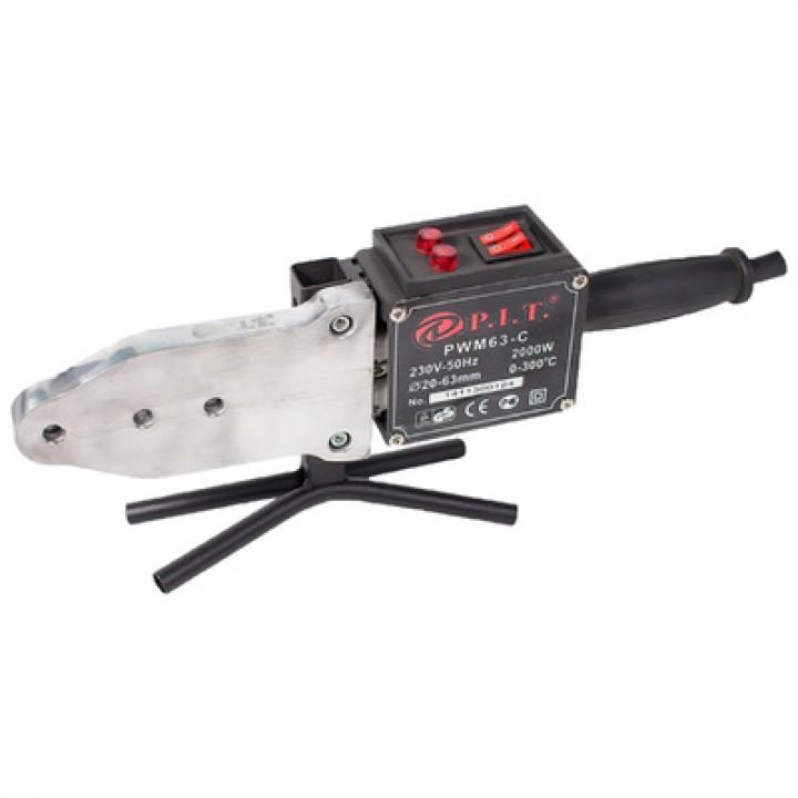 Сварочный аппарат для ПП труб P.I.T. PWM63-С