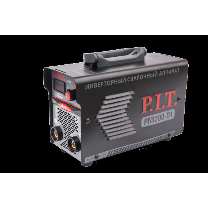 Сварочный аппарат P.I.T. PМI200-D1 (MMA)