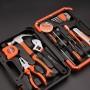Набор инструментов слесарно-монтажный Harden 18 предметов