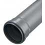 Труба канализационная 110мм х 0,5м