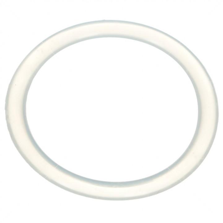 Прокладка -кольцо силикон. для радиаторов 38х31х2,5мм
