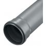 Труба канализационная 110мм х 1,0м