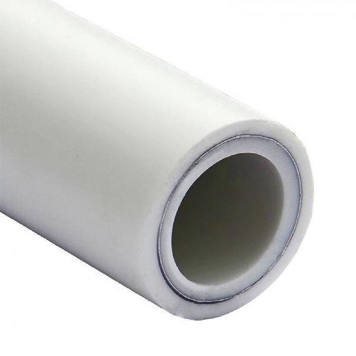 Труба ПП армиров. алюм. Ø40 х 6,7мм (PN-25) длинна 4м Imperial (цена за 1метр)